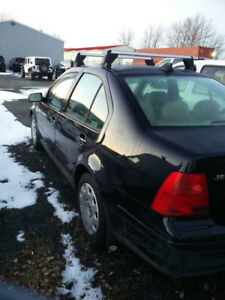 2003 VW Jetta TDI - for Parts or repair - 5 spd
