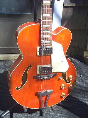 Ibanez Artcore AF75 Hollow Body Electric Guitar Early Production