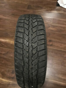 195 60 R15 Winter tiers on rims for sale