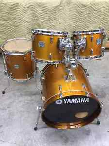 Yamaha Stage Custom Shell Pack - Birch London Ontario image 1