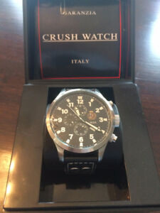 Crush military watch
