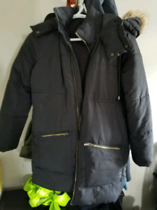 Xs old navy maternity winter jacket