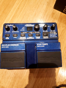 Digitech JamMan looper/phraser