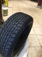 4 Lincoln navigator tires winter P275/55/R20