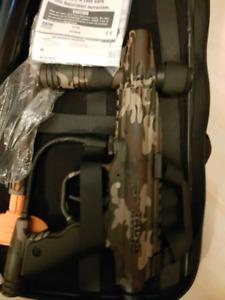 New paintball gun , never used