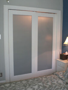 New Interior French Doors with Jamb (Frame)