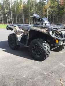 Selling my can-am outlander 500!!