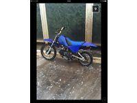 Py with 110 pit bike engine /pitbike/110