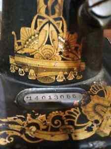1896 Singer sewing machine Kawartha Lakes Peterborough Area image 4