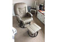 Kiddicouture Gliding Rocking Chair