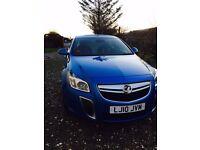 Vauxhall Insignia VXR 4x4