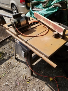 ROCKWELL BEAVER TABLE SAW 10""