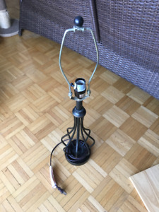 Lamp from canadian tire - moving sale price FIRM