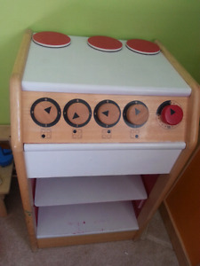 Toy sink and stove diy project
