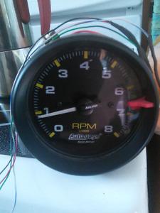 """Tachymeter autogage 4"""""""