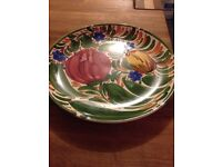 Wade pottery plate