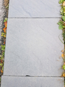 Wanted grey patio slabs/pavers
