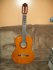 guitare seche yamaha