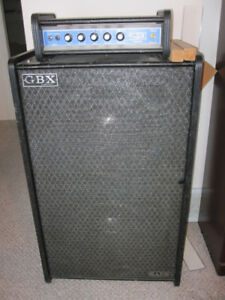 Vintage GBX Bass amp