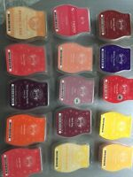 Excess scentsy bars 15