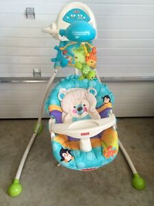 Mint condition bear swing