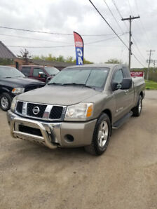 2006 Nissan Titan SE - CLEAN - GREAT CONDITION - AS IS -