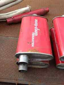 Hollywood Deep Tone mufflers