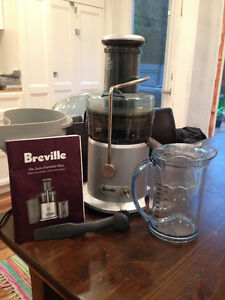 Breville The Juice Fountain Plus