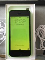 iPhone 5c 16 g Green