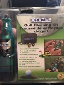 Dremel Golf Cleaning Kit Cambridge Kitchener Area image 1