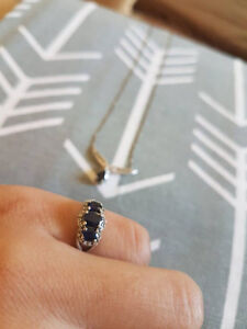 SAPPHIRE SET! ** recently seperated**