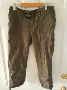 Womens capris n skinny jeans