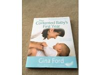 The Contented Baby's First Year, Gina Ford