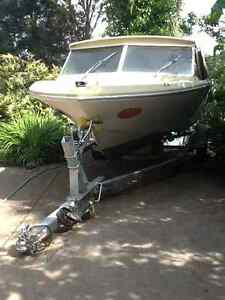 16 Foot Double Eagle with 75 HP outboard