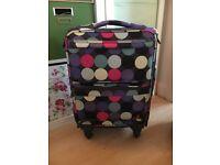 Roxy spot cabin suitcase