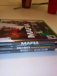 Have a few games like  new for sale