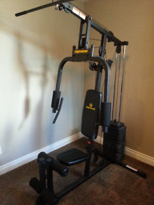 Home Gym- Apex AX-2109.1