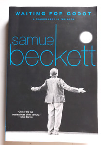 Waiting for Godot: A Tragicomedy in Two Acts - Samuel Beckett