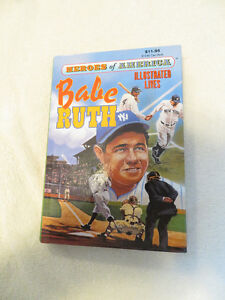 BABE RUTH by Len Canter HEROES OF AMERICA