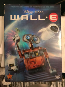 Disney/Pixar's Wall-E on DVD