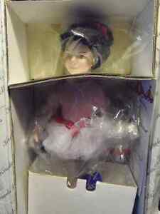 2 Collectible Dolls, NEW IN BOX, Never handled! Certified! WOW! London Ontario image 4