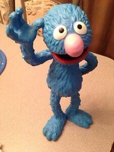 Sesame Street workshop porcelain Grover