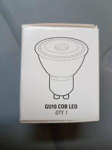 GU10 COB LED 3000K NEUF