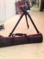 MANFROTO 504 HD VIDEO TRIPOD