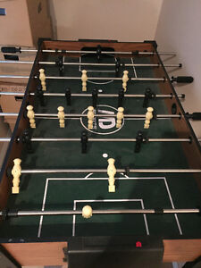 Foosball Table NEED GONE THE END OF THE MONTH Edmonton Edmonton Area image 2