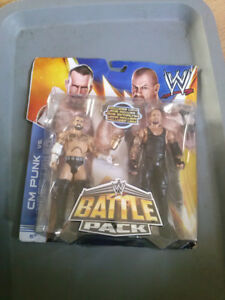 Selling WWE CM Punk Action Figures