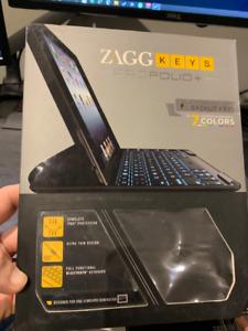 Zagg Keys Profolio+ w/ Backlit keys (BNIB)