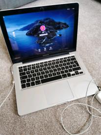 MacBook Pro 12GB ram i5 processor