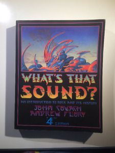 What's That Sound? 4th Ed. (Covach & Flory)