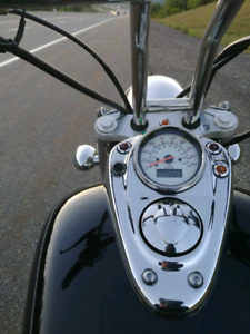 2002 Honda Shadow ACE 750VTWIN